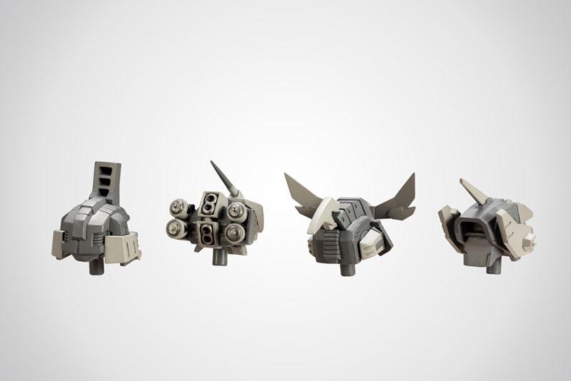 M.S.G モデリングサポートグッズ メカサプライ15 カスタマイズヘッドB プラモデル