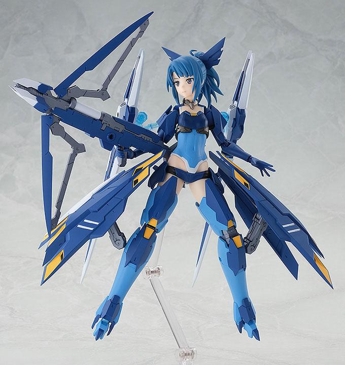 PreOrdine  figma Alice marcia Aegis Takanashi Rei con codice attuale [MAX Factory]