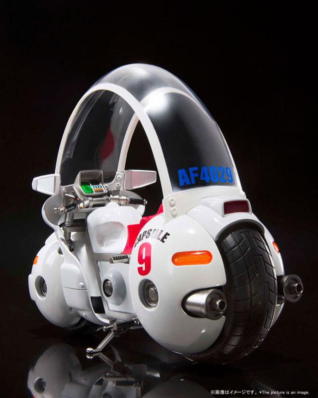 S.H.Figuarts ブルマのバイク