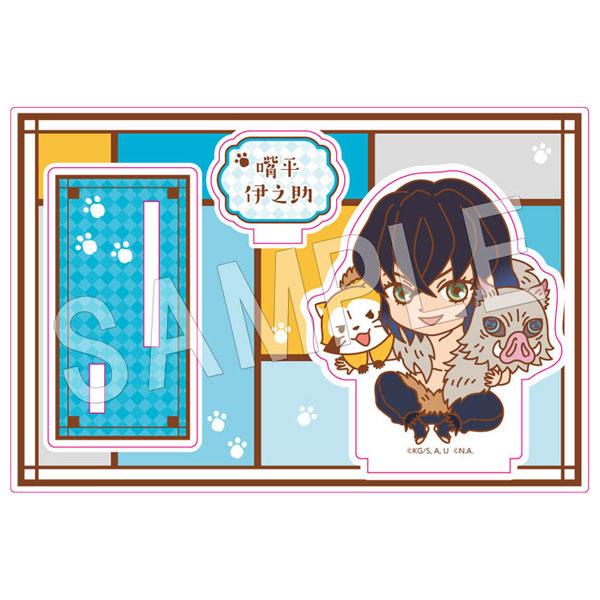 鬼滅の刃×ラスカルトレーディングアクリルスタンド vol.213個入りBOX_6