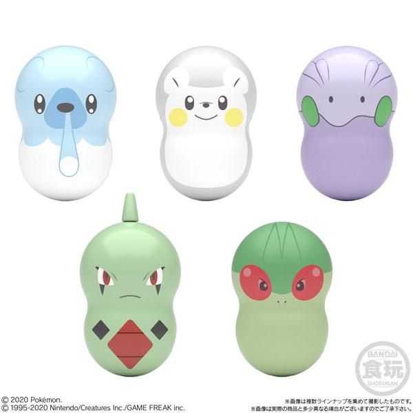 クーナッツ ポケモン 4 14個入りBOX (食玩・仮称)_3