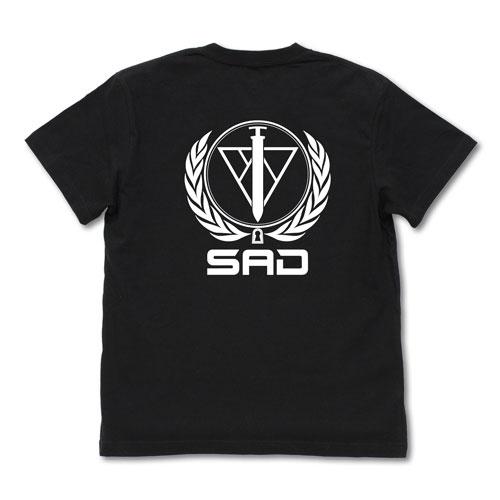 PSYCHO-PASS サイコパス 3 外務省行動課 Tシャツ/BLACK-S_1