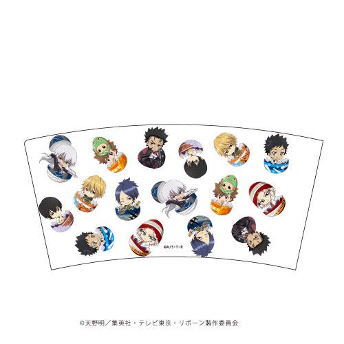 タンブラー「家庭教師ヒットマン REBORN!」01/ちりばめデザイン(ミニキャラ)_0