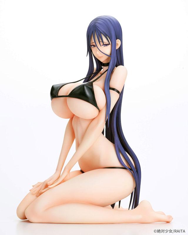 ミサ姉 黒ビキニ