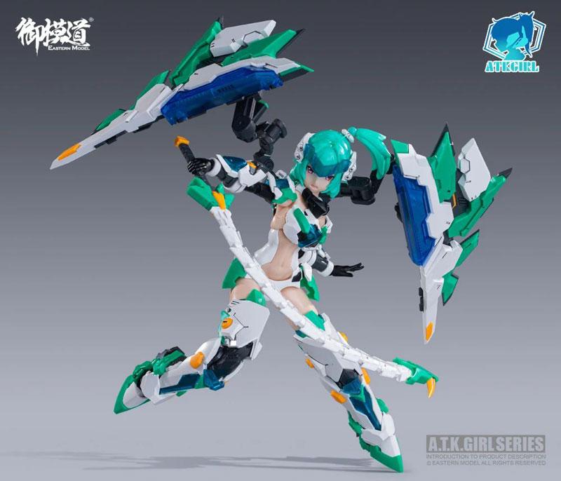 ATKガール 四聖獣 玄武