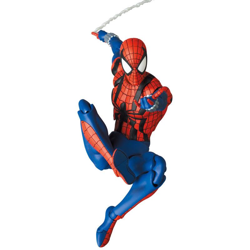 マフェックス No.143 MAFEX SPIDER-MAN(BEN REILLY)(COMIC Ver.)[メディコム・トイ]