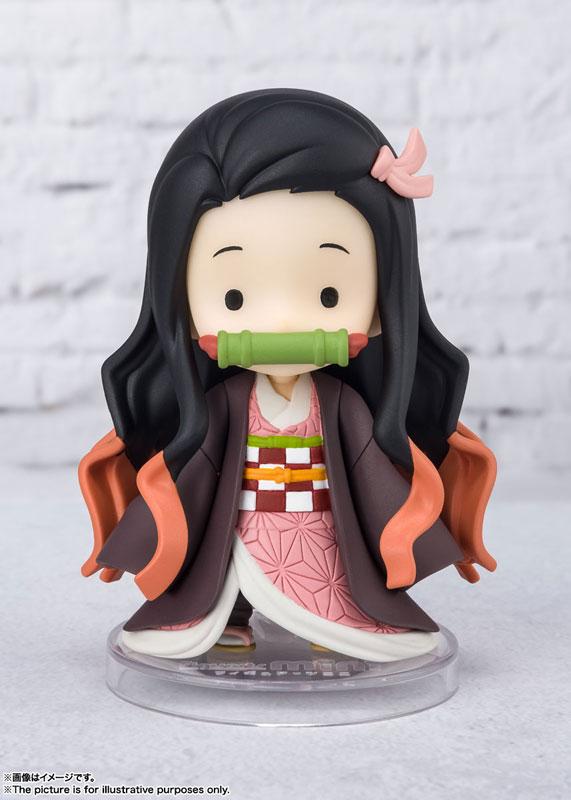 小さな禰豆子 Figuarts mini