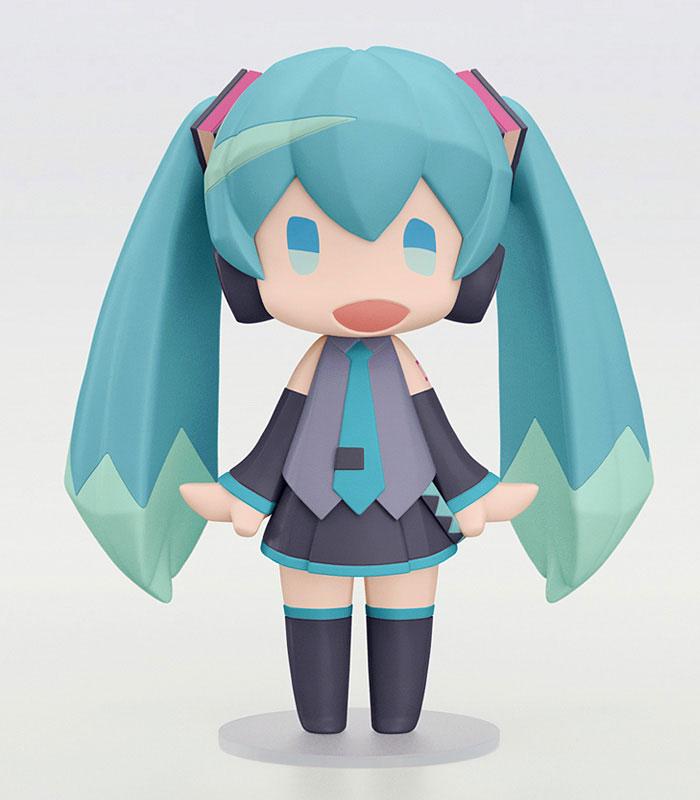 HELLO! GOOD SMILE キャラクター・ボーカル・シリーズ01 初音ミク 可動フィギュア[グッドスマイルカンパニー]