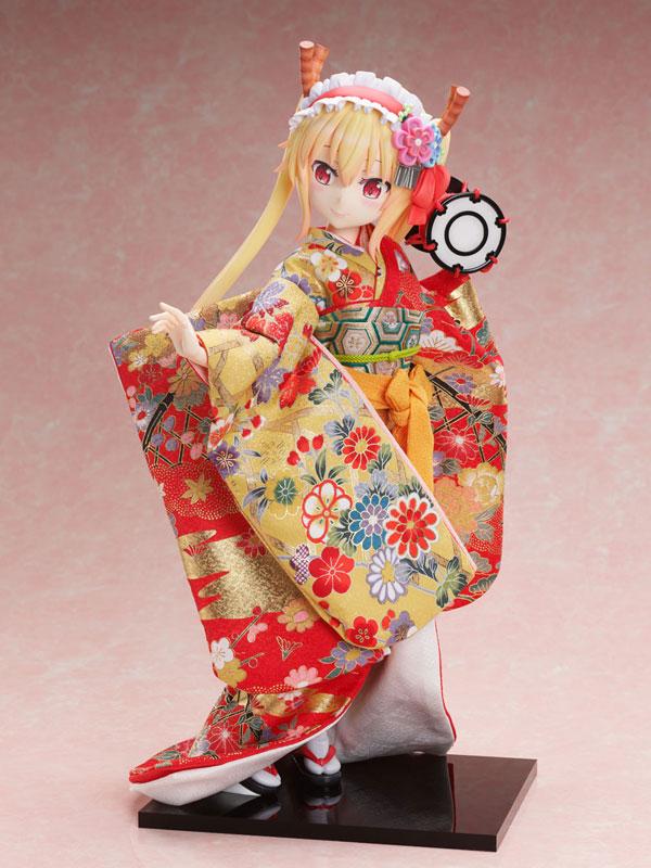 トール 日本人形