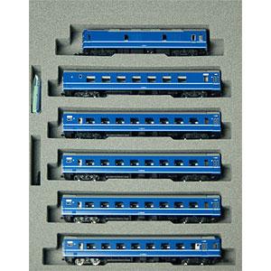 10-811 24系寝台特急「ゆうづる」6両基本セット