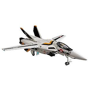 """超時空要塞マクロス 1/48 VF-1S/A バルキリー """"スカル小隊"""" プラモデル"""