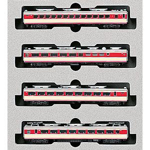 10-531 151系「こだま・つばめ」4両増結セット