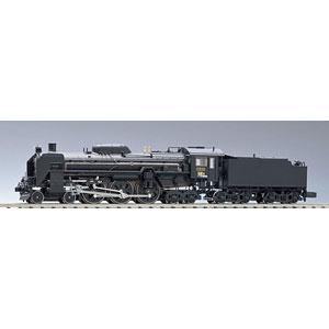 2006 JR C61形蒸気機関車(20号機)