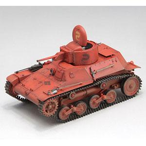 1/35 ガールズ&パンツァー リボンの武者 九七式軽装甲車[テケ] プラモデル