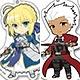 ぴくりる! Fate/Grand Order トレーディングアクリルキーホルダー 10個入りBOX