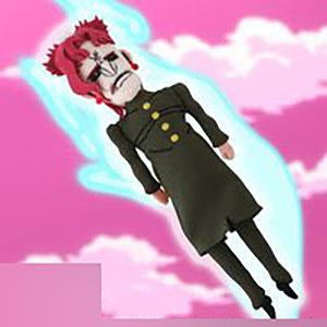 ジョジョの奇妙な冒険 魂を抜かれた花京院典明人形マスコットポーチ