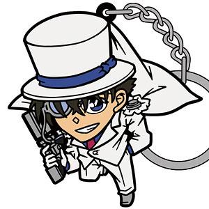 名探偵コナン 怪盗キッド つままれキーホルダー