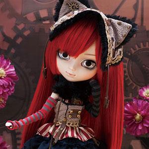 Pullip(プーリップ)/Cheshire Cat in STEAMPUNK WORLD(チェシャキャット イン スチームパンクワールド)