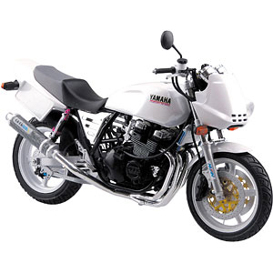 1/12 バイク No.35 ヤマハ XJR400S カスタムパーツ付き プラモデル