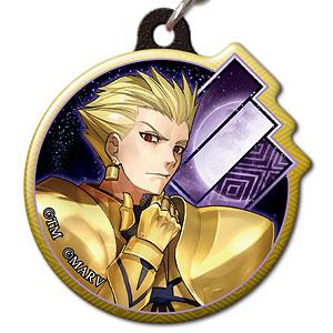 「Fate/EXTELLA」ぷくっとキーホルダー デザイン12(ギルガメッシュ)