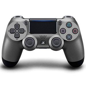 PS4用 ワイヤレスコントローラー(DUALSHOCK4) スチール・ブラック