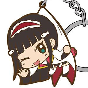 ラブライブ!サンシャイン!! 黒澤ダイヤつままれキーホルダー MIRAI TICKET Ver.