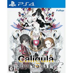 【特典】PS4 Caligula Overdose/カリギュラ オーバードーズ