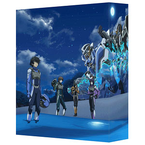 BD 機動戦士ガンダム00 1st&2nd season Blu-ray BOX 期間限定生産版