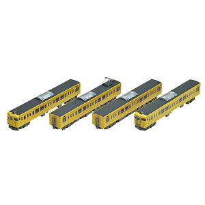 98287 JR 115 2000系近郊電車(JR西日本40N更新車・黄色)増結セット(4両)