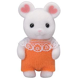 シルバニアファミリー マシュマロネズミの赤ちゃん
