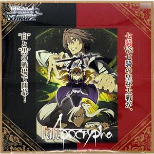 【特典】ヴァイスシュヴァルツ ブースターパック Fate/Apocrypha 16パック入りBOX
