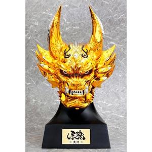 牙狼〈GARO〉プロップシリーズ 1/1 黄金騎士ガロ -大河- ヘッドモデル