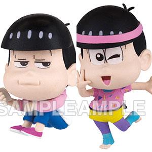 おそ松さん トド松がいっぱい コレクションフィギュア 6個入りBOX