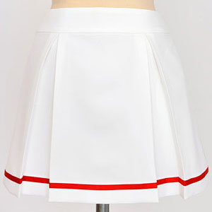 カードキャプターさくら クリアカード編 友枝中学校女子制服 スカート-Ladies XL