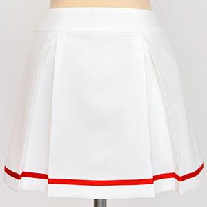 カードキャプターさくら クリアカード編 友枝中学校女子制服 スカート-Ladies XXL
