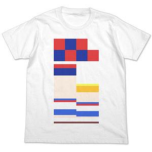 【先行販売】 ポプテピピック フルカラーTシャツ/WHITE-L
