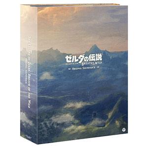 【特典】CD ゼルダの伝説 ブレス オブ ザ ワイルド オリジナルサウンドトラック 通常盤