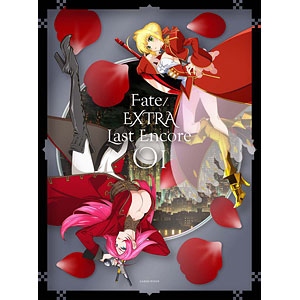 DVD Fate/EXTRA Last Encore 1 完全生産限定版