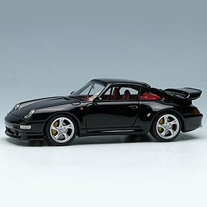 1/43 ポルシェ 911(993) ターボ S 1996 ブラック
