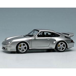 1/43 ポルシェ 911(993) ターボ S 1996 シルバー