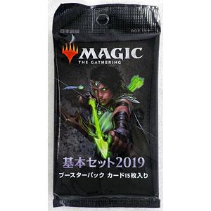マジック:ザ・ギャザリング 基本セット2019 ブースターパック 日本語版 パック