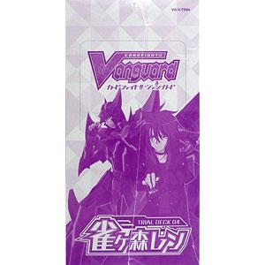 カードファイト!! ヴァンガード トライアルデッキ第4弾 雀ヶ森レン 6パック入りBOX