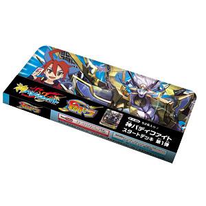 フューチャーカード 神バディファイト スタートデッキ第1弾 神ドラ 6パック入りBOX