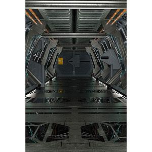 ジオラマシートPRO-S [FREE 宇宙船A1]