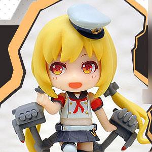 モラリリンQ 戦艦少女R アドミラル・シェーア ミニフィギュア