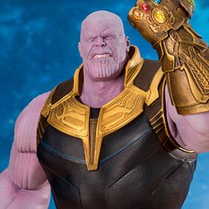 ARTFX+ Avengers: Infinity War サノス-INFINITY WAR- 1/10 簡易組立キット