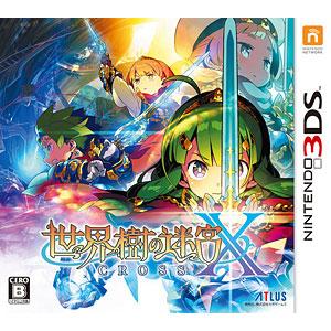 【特典】3DS 世界樹の迷宮X(クロス)