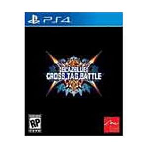 PS4 北米版 BlazBlue Cross Tag Battle