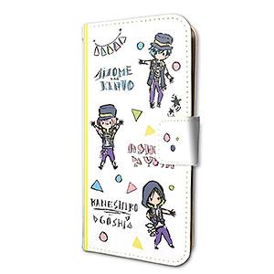 手帳型スマホケース(iPhone6/6s/7/8兼用)「B-PROJECT」02/THRIVE(グラフアートデザイン)