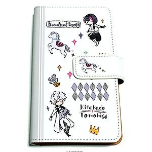 手帳型マルチケース「B-PROJECT」01/キタコレ(グラフアートデザイン)